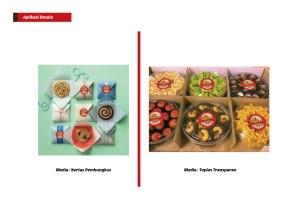 Desain Packaging Diandra Cookies