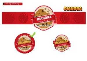 Logo Diandra Cookies